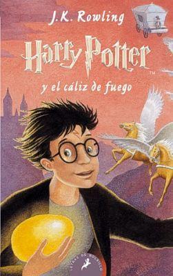 HARRY POTTER Y EL CALIZ DE FUEGO          (LETRAS DE BOLSILLO)