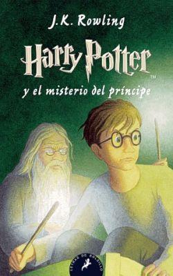 HARRY POTTER Y EL MISTERIO DEL PRINCIPE   (LETRAS DE BOLSILLO)