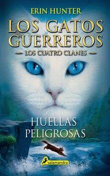 GATOS GUERREROS 5, LOS -HUELLAS PELIGROSAS- (LOS CUATRO CLANES)