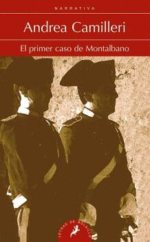 PRIMER CASO DE MONTALBANO, EL -LETRAS DE BOLSILLO-
