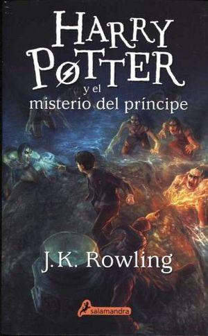 HARRY POTTER Y EL MISTERIO DEL PRINCIPE  (RUSTICO)