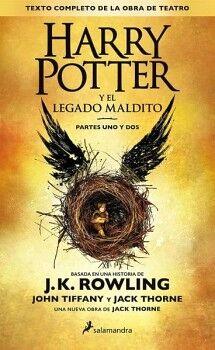 HARRY POTTER Y EL LEGADO MALDITO (PARTE 1 Y 2)