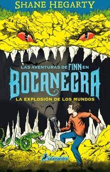 AVENTURAS DE FINN EN BOCANEGRA -LA EXPLOSION DE LOS MUNDOS- (2)