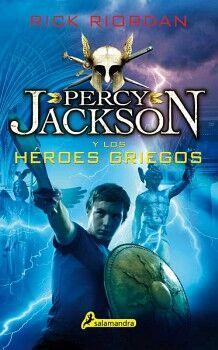PERCY JACKSON -Y LOS HEROES GRIEGOS-