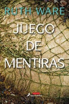 JUEGO DE MENTIRAS                         (NOVELA)