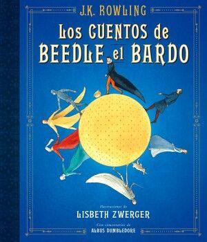 CUENTOS DE BEEDLE EL BARDO, LOS   -GF-    (EMPASTADO)