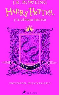 HARRY POTTER Y LA CAMARA SECRETA (GRYFFINDOR/ED.20 ANIVERSARIO)