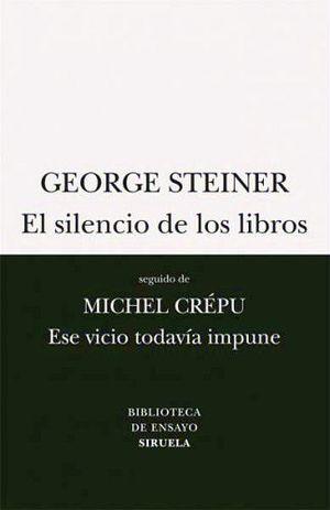 SILENCIO DE LOS LIBROS, EL
