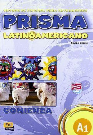 PRISMA LATINOAMERICANO A1 LIBRO (COMIENZA)