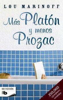 MAS PLATON Y MENOS PROZAC  -ZETA BOLSILLO/B DE BOLSILLO-