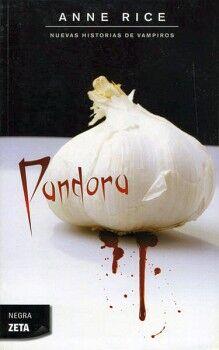 PANDORA   (NUEVAS HISTORIAS DE VAMPIROS)