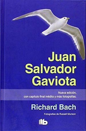 JUAN SALVADOR GAVIOTA (B DE BOLSILLO/EMPASTADO/FINAL INEDITO)
