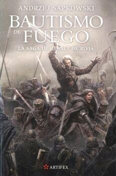 BAUTISMO DE FUEGO           (5) -LA SAGA DE GERALT DE RIVIA-