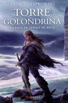 TORRE DE LA GOLONDRINA, LA 6  -LA SAGA DE GERALT DE RIVIA-