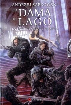 DAMA DEL LAGO, LA           (7) -LA SAGA DE GERALT DE RIVIA-