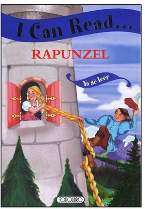 RAPUNZEL (I CAN READ...) BILINGUE -COL. YA SE LEER-