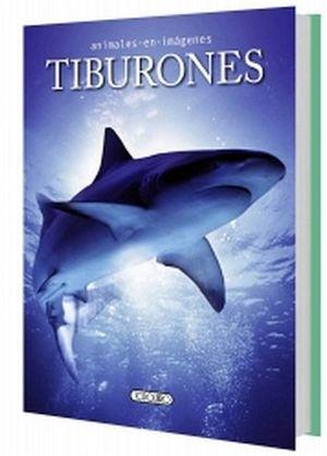 TIBURONES           (COL.ANIMALES EN IMAGENES)