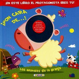 ANIMALES DE LA GRANJA (COL.LIBRO ESPEJO)