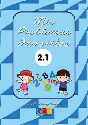 MIS PROBLEMAS FAVORITOS 2.1 -CURSIVA-