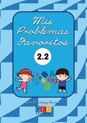 MIS PROBLEMAS FAVORITOS 2.2 -CURSIVA-