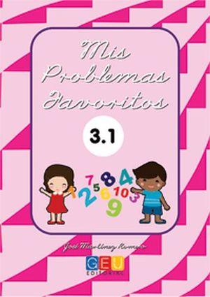 MIS PROBLEMAS FAVORITOS 3.1 -CURSIVA-