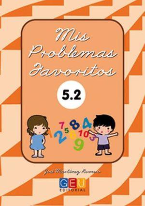 MIS PROBLEMAS FAVORITOS 5.2 -CURSIVA-