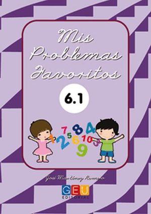 MIS PROBLEMAS FAVORITOS 6.1 -CURSIVA-