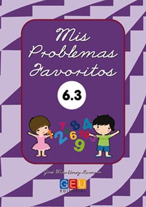 MIS PROBLEMAS FAVORITOS 6.3 -CURSIVA-