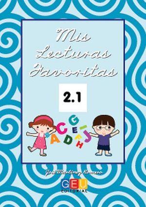 MIS LECTURAS FAVORITAS 2.1 -CURSIVA-
