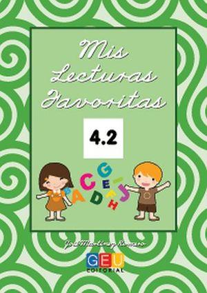 MIS LECTURAS FAVORITAS 4.2 -CU/SC-