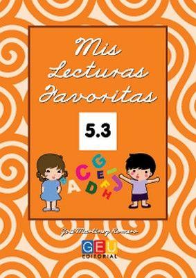 MIS LECTURAS FAVORITAS 5.3                                -CU/SC-