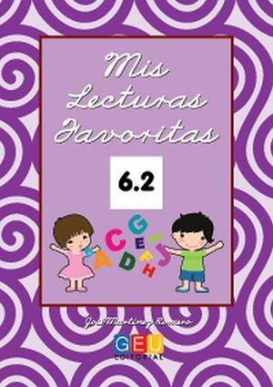 MIS LECTURAS FAVORITAS 6.2 -CU/SC-
