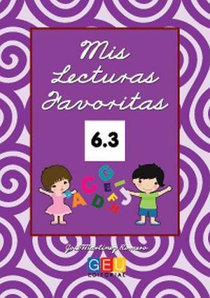 MIS LECTURAS FAVORITAS 6.3 -CU/SC-