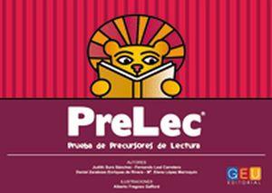 PRELEC -ESTUCHE PRUEBA DE PRECURSORES DE LECTURA-