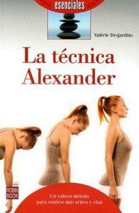 TECNICA ALEXANDER, LA                        (REDBOOK/ESENCIALES)