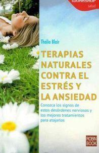 TERAPIAS NATURALES CONTRA EL ESTRES Y LA ANSIEDADB      (REDBOOK)