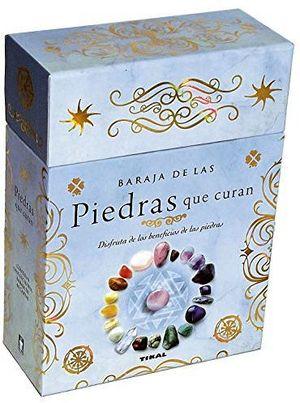 BARAJA DE LAS PIEDRAS QUE CURAN (ESTUCHE C/40 CARTAS)