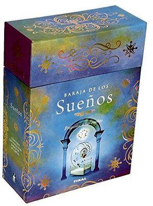 BARAJA DE LOS SUEÑOS     (ESTUCHE C/40 CARTAS)