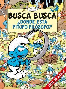 BUSCA BUSCA DONDE ESTA PITUFO FILOSOFO?