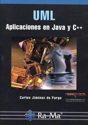 UML -APLICACIONES EN JAVA Y C++ -