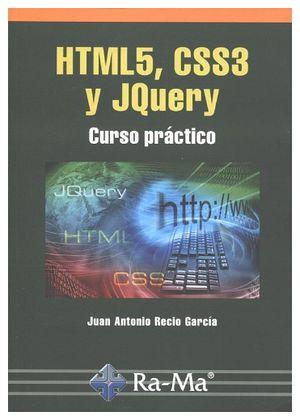 HTML5, CSS3 Y JQUERY -CURSO PRACTICO-