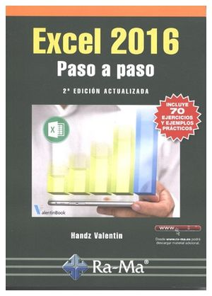 EXCEL 2016 -PASO A PASO- 2ED.