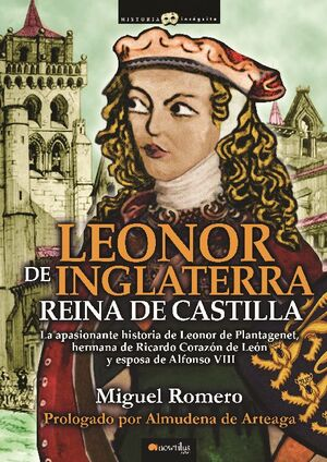 LEONOR DE INGLATERRA, REINA DE CASTILLA