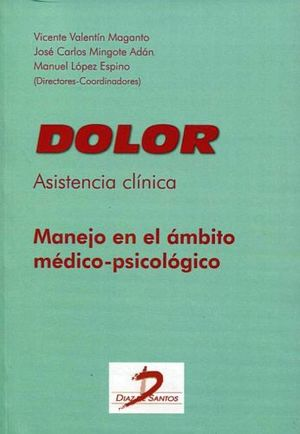 DOLOR -ASISTENCIA CLINICA-