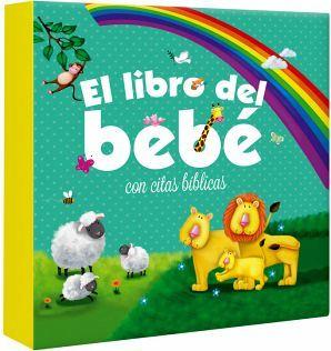 LIBRO DEL BEBE, EL -CON CITAS BIBLICAS-