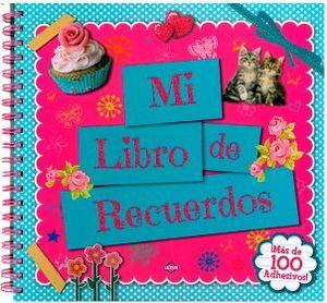 MI LIBRO DE RECUERDOS (EMP./C/ESPIRAL)