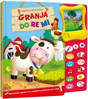 GRANJA DO RE MI (C/SONIDOS)