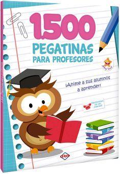 1500 PEGATINAS PARA PROFESORES ¡ANIME A SUS ALUMNOS A APRENDER!