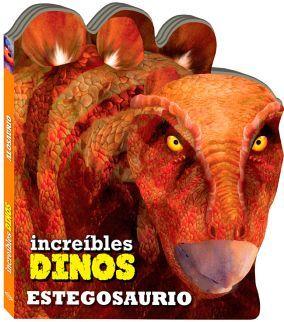 INCREIBLES DINOS -ESTEGOSAURIO-