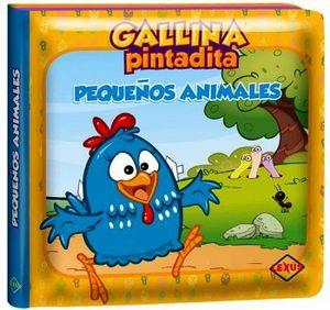 GALLINITA PINTADITA -PEQUEÑOS ANIMALES-